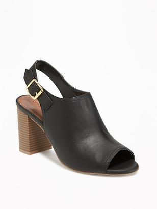 Peep-Toe Booties for Women $44.94 thestylecure.com