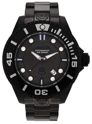 Invicta Men's Invicta 19808 Pro Diver Automatic 3 Hand Charcoal Dial Watch - Charcoal $895 thestylecure.com