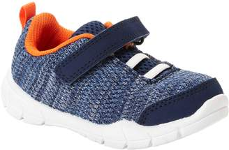 Carter's Simple Joys By Simple Joys by Knitted Unisex Athletic Shoe Sneaker