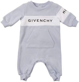 Givenchy Cotton Blend Sweater Romper