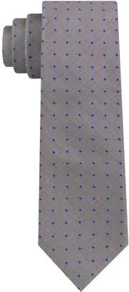 Calvin Klein Men's Infinite Modern Dot Skinny Tie