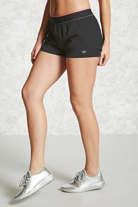 Forever 21 Active Double Hem Shorts