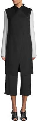 Soia & Kyo Women's Sleeveless Longline Vest