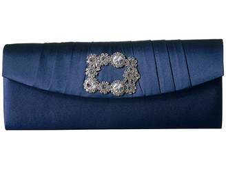 Jessica McClintock Joan East/West Clutch with Broach