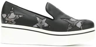 Stella McCartney Binx platform loafers
