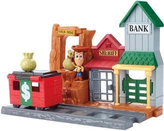Mattel Disney / Pixar Toy Story Western Adventure Minis Playset