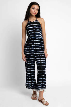 Raga Nautical Days Tassel Hem Jumpsuit