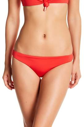 Dolce Vita Ruched Bikini Swim Bottoms
