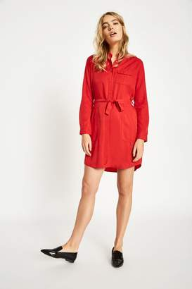 Jack Wills Dress- Helford Belted Shirt