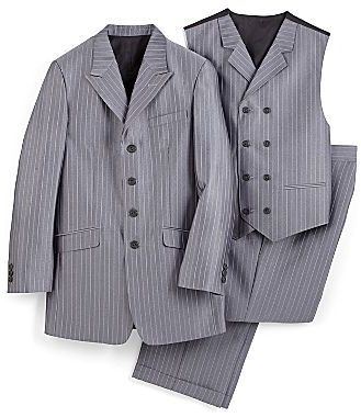 JCPenney Steve Harvey® Pinstripe Suit - Boys 8-20