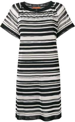Missoni Mare striped shortsleeved dress