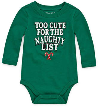 City Streets North Pole Trading Company Bodysuit Baby Unisex