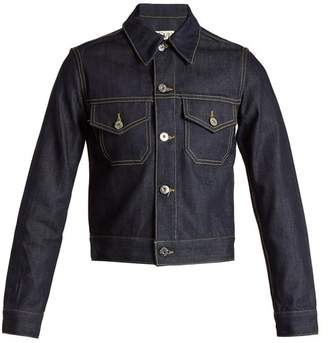 Eve Denim - Kalia Denim Jacket - Womens - Dark Denim