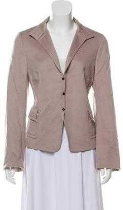 Akris Punto Wool & Angora-Blend Blazer