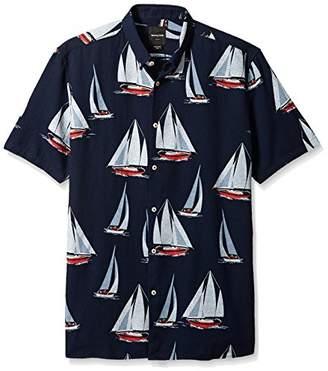 Barney Cools Men's Yacht Club SS Shirt