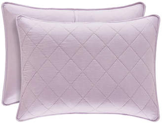 J Queen New York J by J Queen Oakland King Quilted Sham Bedding