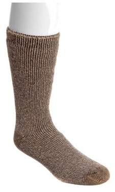 "Muk Luks Men's Heat Retainer Thermal Socks 8.5"" x 4.25"""