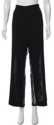 Valentino High-Rise Pants