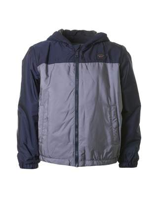 Paul And Shark Junior Nylon Fleece Jacket