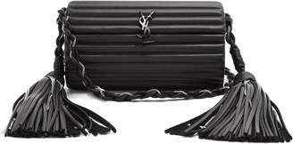 Saint Laurent Opium tassel-embellished leather cross-body bag