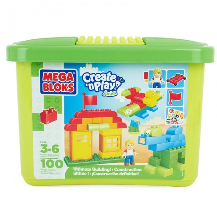 Mega Bloks Ultimate Building Tub