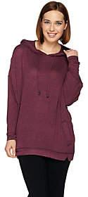 Anybody AnyBody Loungewear Brushed Hacci HoodedSweatshirt