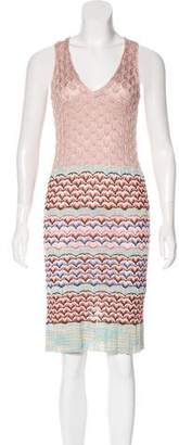 Missoni Lace Midi Dress
