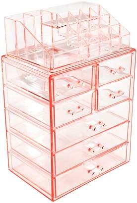 Sorbus Makeup Storage Organizer - Pink