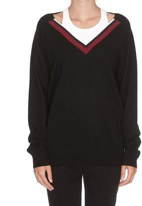 Alexander Wang Double Layer Sweater