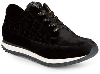 Charlotte Olympia Work It Webbed Sneakers
