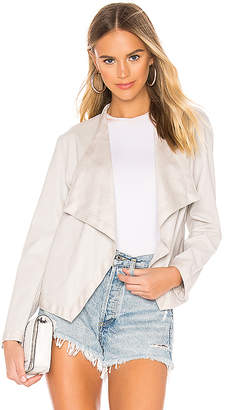 BB Dakota Teagan Faux Leather Jacket