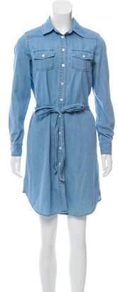 Draper James Denim Midi Dress