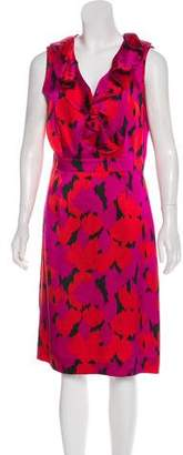 Tory Burch Silk Crepe Dress