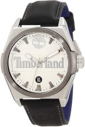 Timberland Men's 13329JSTU_01 Back Bay Analog 3 Hands Date Watch