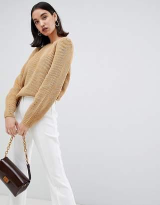 Selected Wenja knit jumper