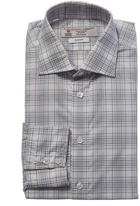 Turnbull & Asser Slim Fit Dress Shirt
