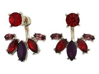 Marchesa Pearl Stone Floater Earrings