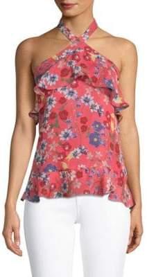 Parker Nashley Floral Top