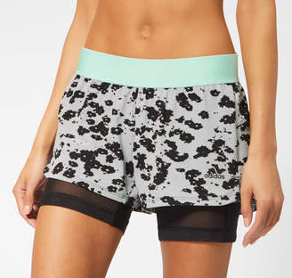 adidas Women's Iteration 2-in-1 Shorts