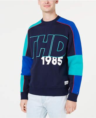 Tommy Hilfiger Men Boris Colorblocked Sweatshirt