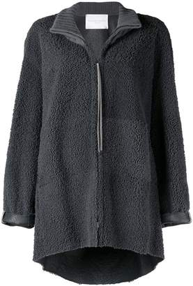 Fabiana Filippi oversized shearling jacket