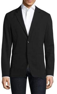 Theory Technical Notch Lapel Jacket