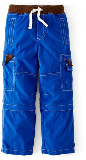 Mini Boden Zip-Off Cargo Pants (Toddler Boys, Little Boys & Big Boys)
