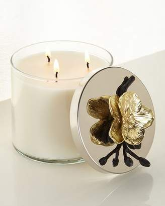 Michael Aram Gold Orchid Candle