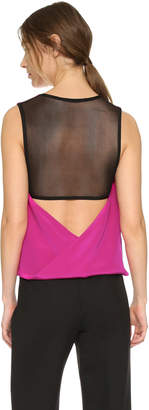 Kaufman Franco KAUFMANFRANCO Sleeveless Top