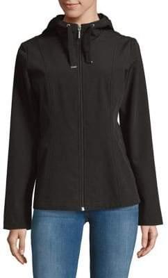 Weatherproof Sporty Softshell Jacket
