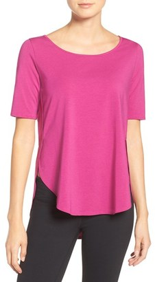 Under Armour 'Essential Demi' Tee $39.99 thestylecure.com