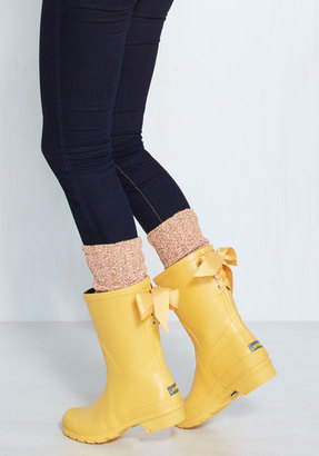 Good to the Last Raindrop Rain Boot in Rubber Duck in 6 $79.99 thestylecure.com