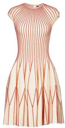 Alexander McQueen (アレキサンダー マックイーン) - アレキサンダー マックイーン ミニワンピース&ドレス
