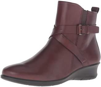 Ecco Women's Felicia Ankle Buckle Boot